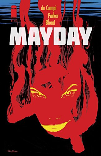 Mayday (Issue #1 -Cover B) ebook