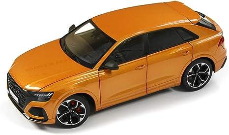 Audi Collection 5011818651 Audi Rsq8 1 18 Drachenorange Auto