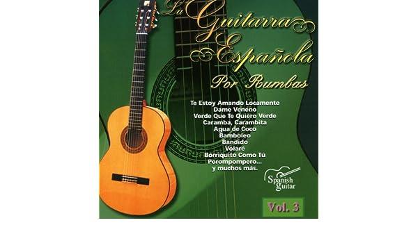 Volando Voy (Guitar) de Guitarra Flamenca: Domi de Ángeles en ...