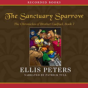 The Sanctuary Sparrow Audiobook