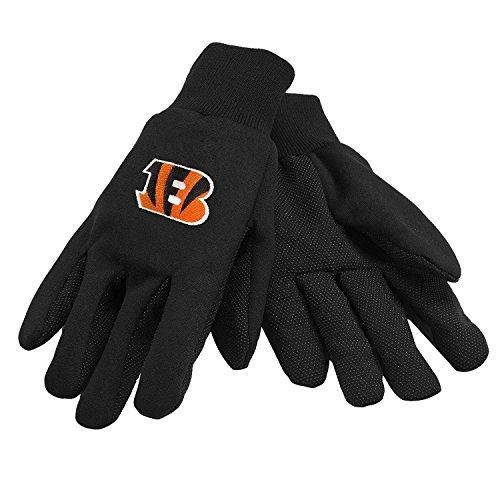 Frvr Collectibles Set of 2 Cincinnati Bengals Work Gloves