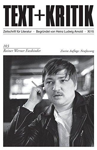 Rainer Werner Fassbinder (TEXT+KRITIK)
