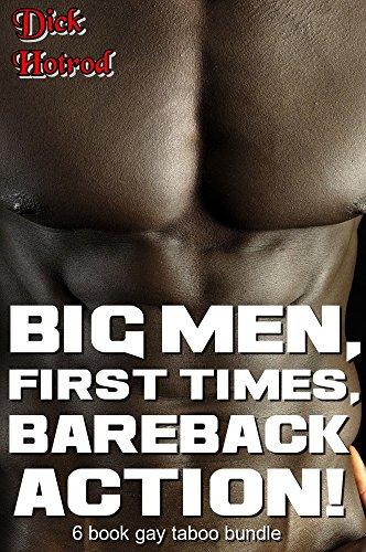 Big Guy In Gay Bareback Action