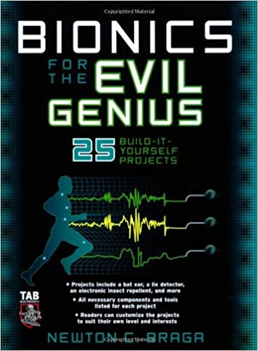 Circuits artia furniture library bionics for the evil genius 25 build it yourself projects by newton braga fandeluxe Images