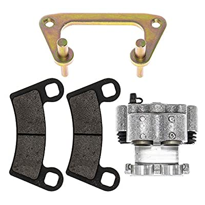 NICHE Front Right Brake Caliper Pads Mounting Bracket For 2007-2020 Polaris Outlaw RZR S 450 570 800 1911187: Automotive