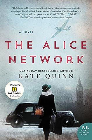 The Alice Network: A Novel - Alice & Olivia Silk Blouse