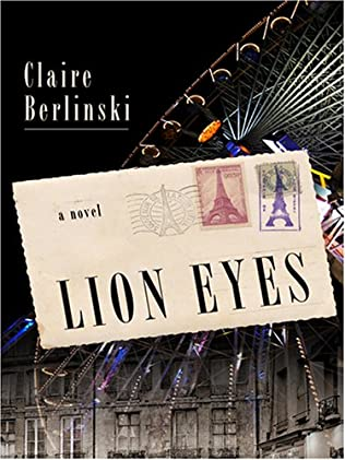 book cover of Lion Eyes
