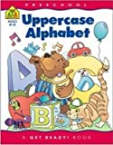 Workbook Uppercase Aliphabet 36 pcs sku# 905199MA
