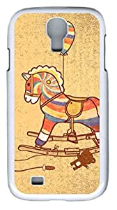 samsung galaxy s4 case,custom samsung galaxy s4 i9500 case,PC Material,Drop Protection,Shock Absorbent,Customize your own cell phone case pattern,white case, Childhood trojans