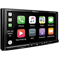 Pioneer MVH-2300NEX Digital Multimedia Video Receiver with 7' WVGA Display/Apple CarPlay/Android Auto/Built-in Bluetooth/SiriusXM-Ready/AppRadio Mode +