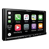 Pioneer MVH-2300NEX Digital Multimedia Video Receiver with 7'' WVGA Display/Apple CarPlay/Android Auto/Built-in Bluetooth/SiriusXM-Ready/AppRadio Mode +