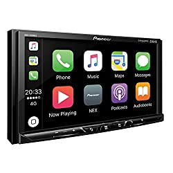 "Pioneer Mvh-2300nex Digital Multimedia Video Receiver With 7"" Wvga Displayapple Carplayandroid Autobuilt-in Bluetoothsiriusxm-readyappradio Mode +"
