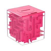 Money Puzzle, LightTheBo Money Maze Puzzle Box for Kids and Adults