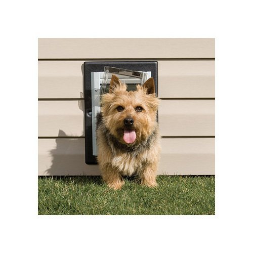 PetSafe Wall Entry Aluminum Pet Doors 51 ld9qLG4L