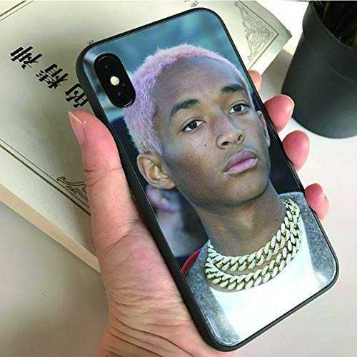 Kar 2010-33054684116 Inspired by jaden smith Phone Case Compatible With Iphone 7 XR 6s Plus 6 X 8 9 Cases XS Max Clear Iphones Cases High Quality TPU Legend Best Eco-Friendly
