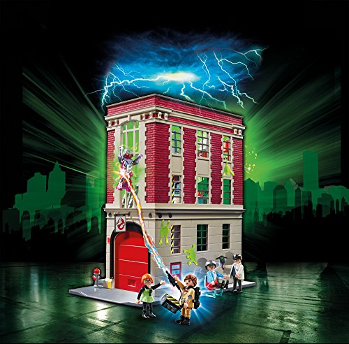 The 8 best playmobile ghostbusters