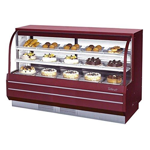 Bakery Case 2 Sliding Doors (Turbo Air (TCGB-72-2) - 72