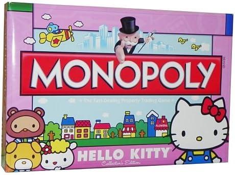 Monopoly Hello Kitty: Amazon.es: Juguetes y juegos