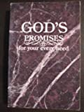 God's Promises for Your Every Need, Jack Countryman, 0937347450