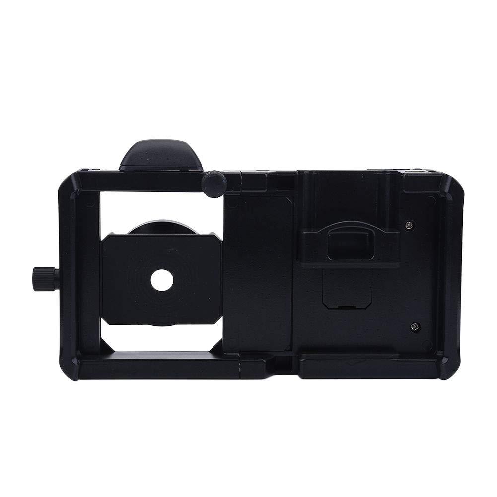 FidgetFidget Pro Smart Phone Camera Mount Cage Holder Handheld Stabilizer Rig w/Lens Filters by FidgetFidget