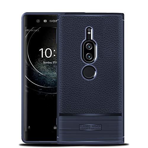 4Color-AWB-Sony Xperia XZ2 Premium SIM única Negro azul: Amazon.es ...