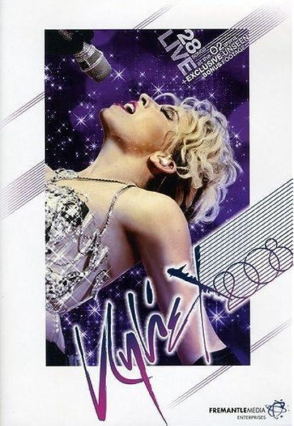Kylie Live X 2008 [DVD] [Reino Unido]: Amazon.es: Kylie Minogue ...
