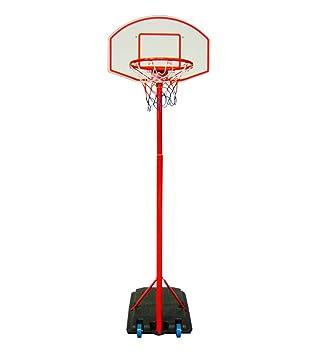 New Plast cb1601 - Bulls Juego de Baloncesto con pie de Metal ...