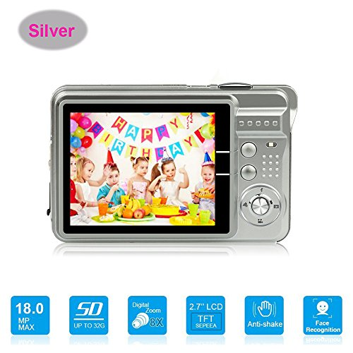 Mini Digital Camera With 2 7 Inch Tft Lcd Display Digital Video