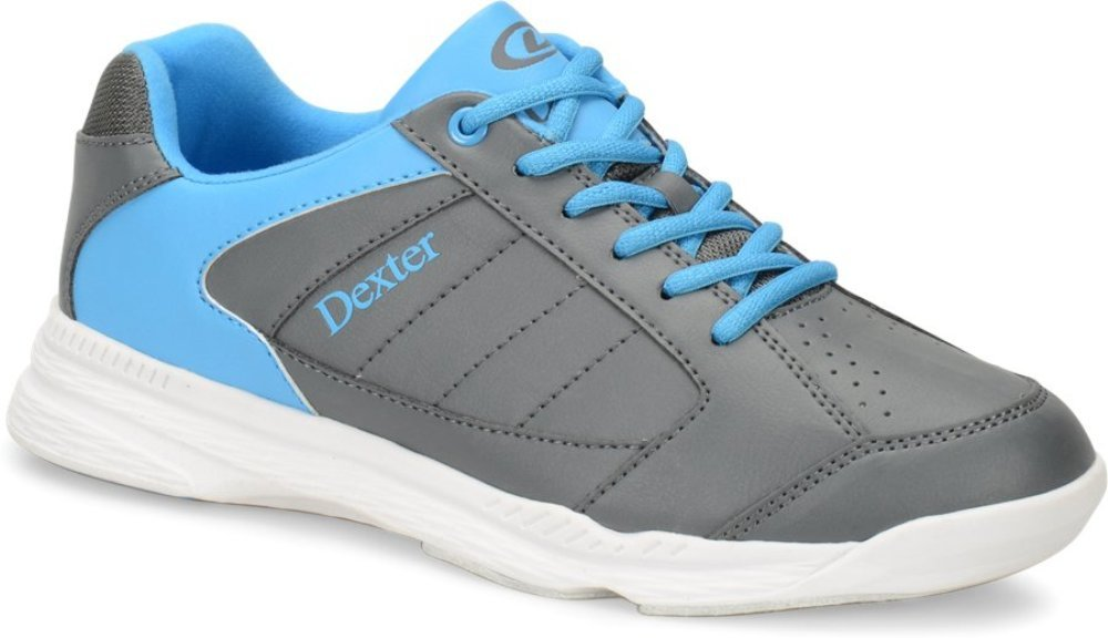 Dexter Bowling - Mens - Ricky IV Grey/Blue by Dexter Bowling