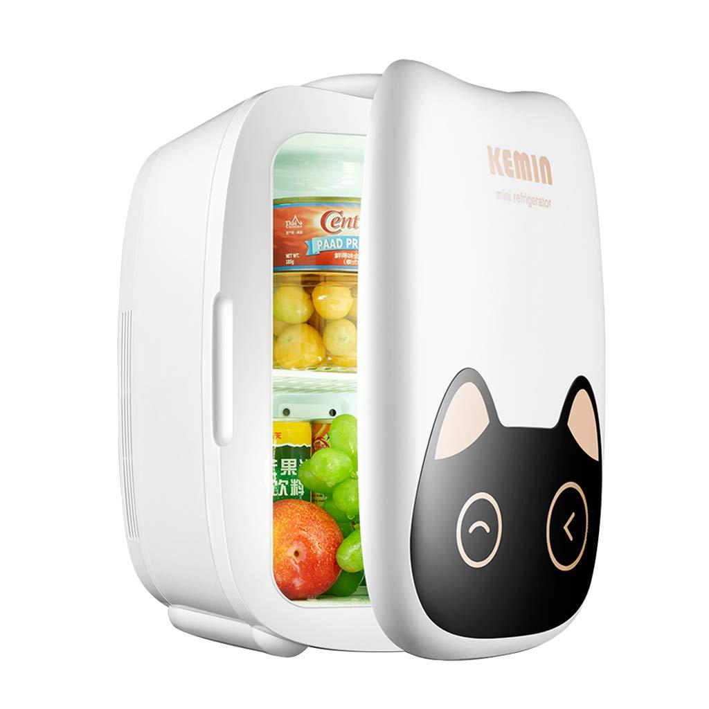 Mini refrigerador portátil de 6 litros con función de enfriamiento ...