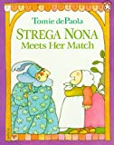 img - for [Strega Nona Meets Her Match] (By: Tomie DePaola) [published: July, 1996] book / textbook / text book