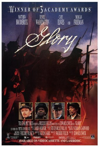 Glory POSTER Movie (27 x 40 Inches - 69cm x 102cm) (1989) (Style (Alexander Movie Poster)