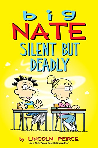 big nate silent but deadly kindle edition by lincoln peirce