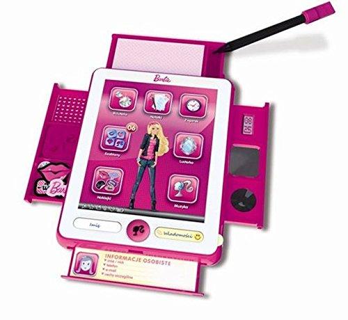 19 opinioni per Grandi Giochi GG00405- Tablet Organizer di Barbie [Versione 2012]