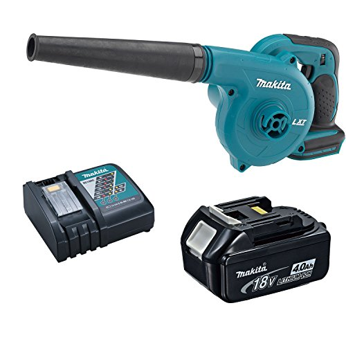 Makita DUB182Z 18V LXT VS Lithium‑Ion Cordless Blower, Tool Only