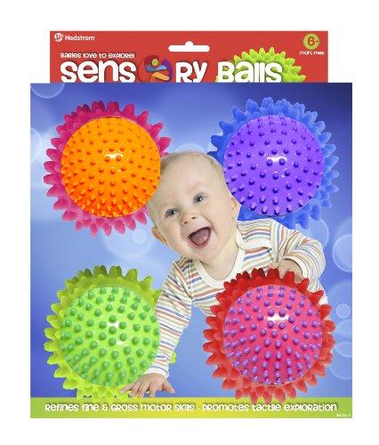 Hedstrom Sensory Knobby Balls Pack