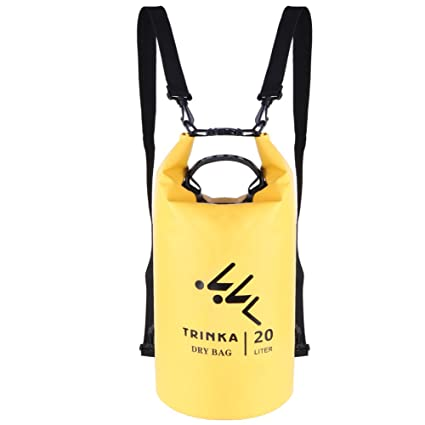 9e32907bf8 Image Unavailable. Image not available for. Color  MOOCY 20L Waterproof Dry  Bag ...