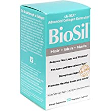 Natural Factors Biosil, Skin & Hair & Nails 60 Vcaps