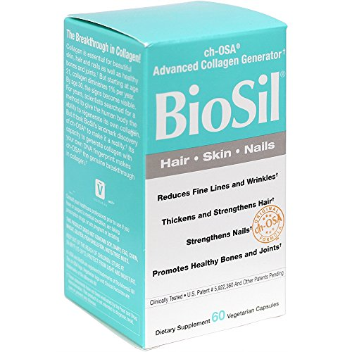 BioSil Supports Collagen Production Nourishment