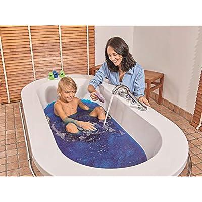 Zimpli Kids Ballistic Blue Baff Color Change Box, 300g: Toys & Games