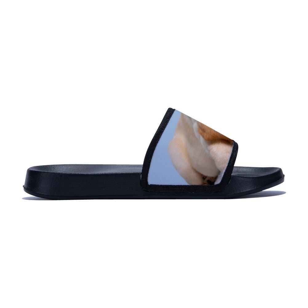 Sandals for Boys Girls Beach Sandals Anti-Slip Bath Slippers Shower Shoes Indoor Floor Slipper