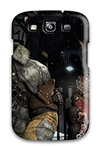 New Style High-end Case Cover Protector For Galaxy S3(isaac Clarke And John Carver)