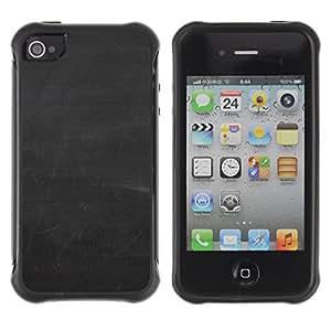 Pulsar Defender Series Tpu silicona Carcasa Funda Case para Apple iPhone 4 / iPhone 4S , Simple Pattern 31