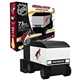 OYO Sportstoys OYOHZAPC Zamboni Machine Arizona Coyotes 73 Piece Building Block Set, One Size