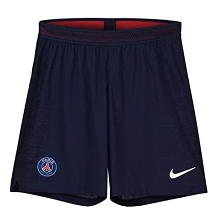 f22c6b79e74a2 Amazon.com : Nike 2018-2019 PSG Home Vapor Match Shorts (Navy ...