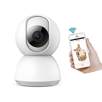 YUN CAMERA@ Camaras de Vigilancia Monitor para Bebe/Perros ...