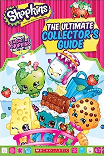 photograph relating to Shopkins List Season 2 Printable identified as The Final Collectors Expert (Shopkins): Jenne Simon