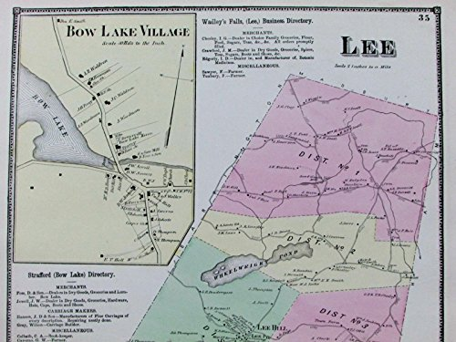 1871 Old Map - 2