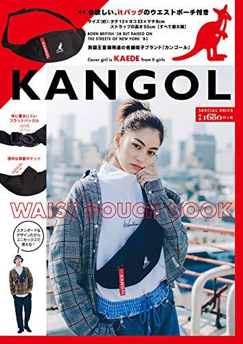 KANGOL WAIST POUCH BOOK 画像 A