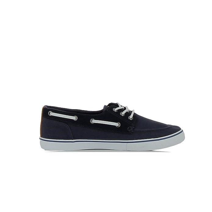 BOSS Chaussure Bateau Hugo Junior - J29132-849  Amazon.fr  Chaussures et  Sacs ba83cd82599b
